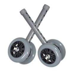 "Drive Bariatric Walker Wheels 5"""
