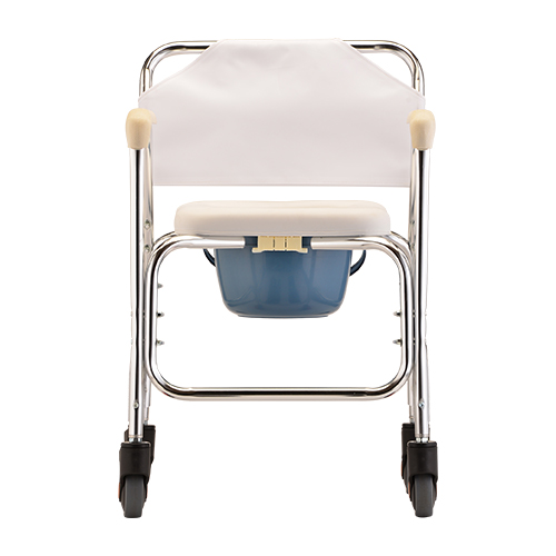 rolling shower chair u0026 commode rolling shower chair u0026 commode