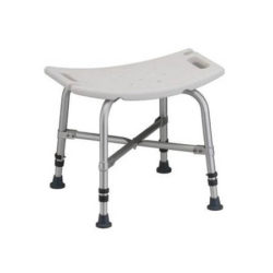 Nova Bariatric Shower Bench without Back