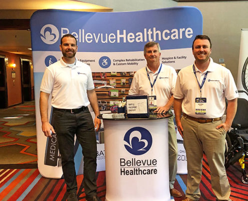 BHC Booth - Next Step Mobility Expo 2018