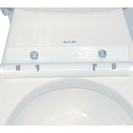Maddak Total Hip Replacement Tall Ette Elevated Toilet