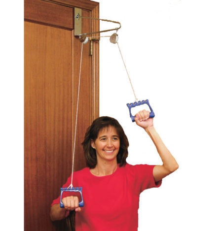 Exercise Pulley Set