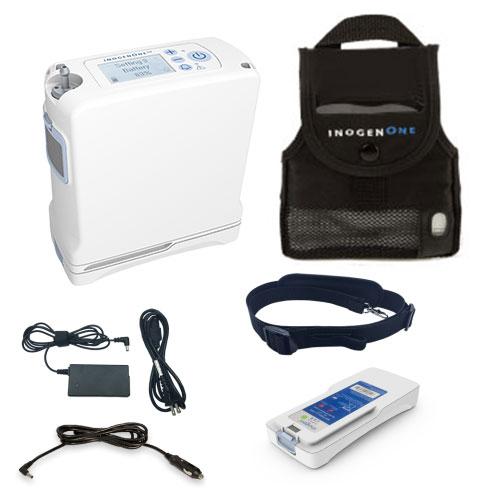 d8f231bc7 Inogen One G4 Portable Oxygen Concentrator - Bellevue Healthcare
