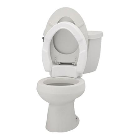 Nova Locking Raised Toilet Seat Bellevue Healthcare