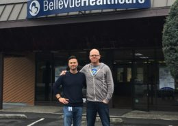 Moving Day Bellevue Showroom