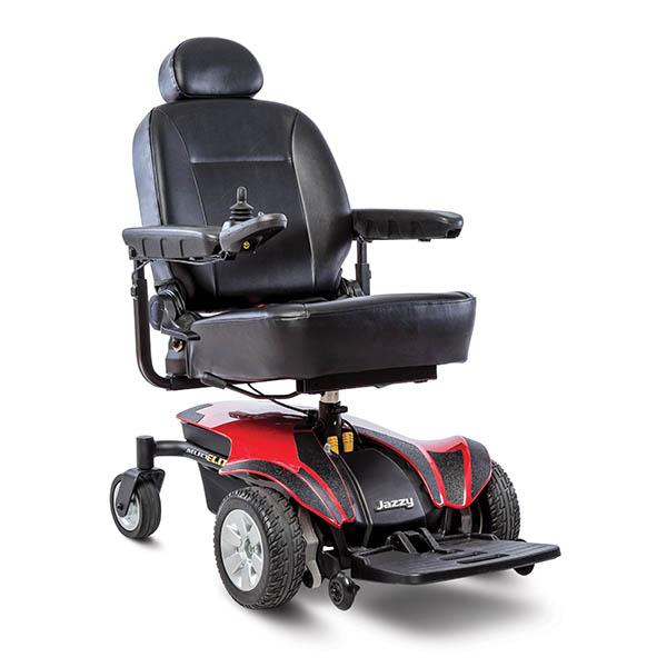 Pride Jazzy Select Elite Power Chair Bellevue Healthcare