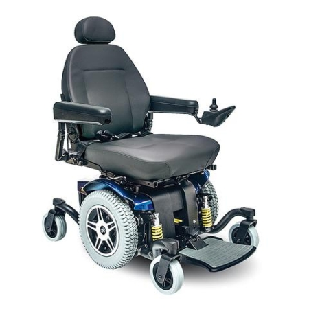 Jazzy 614 Heavy Duty Power Chair