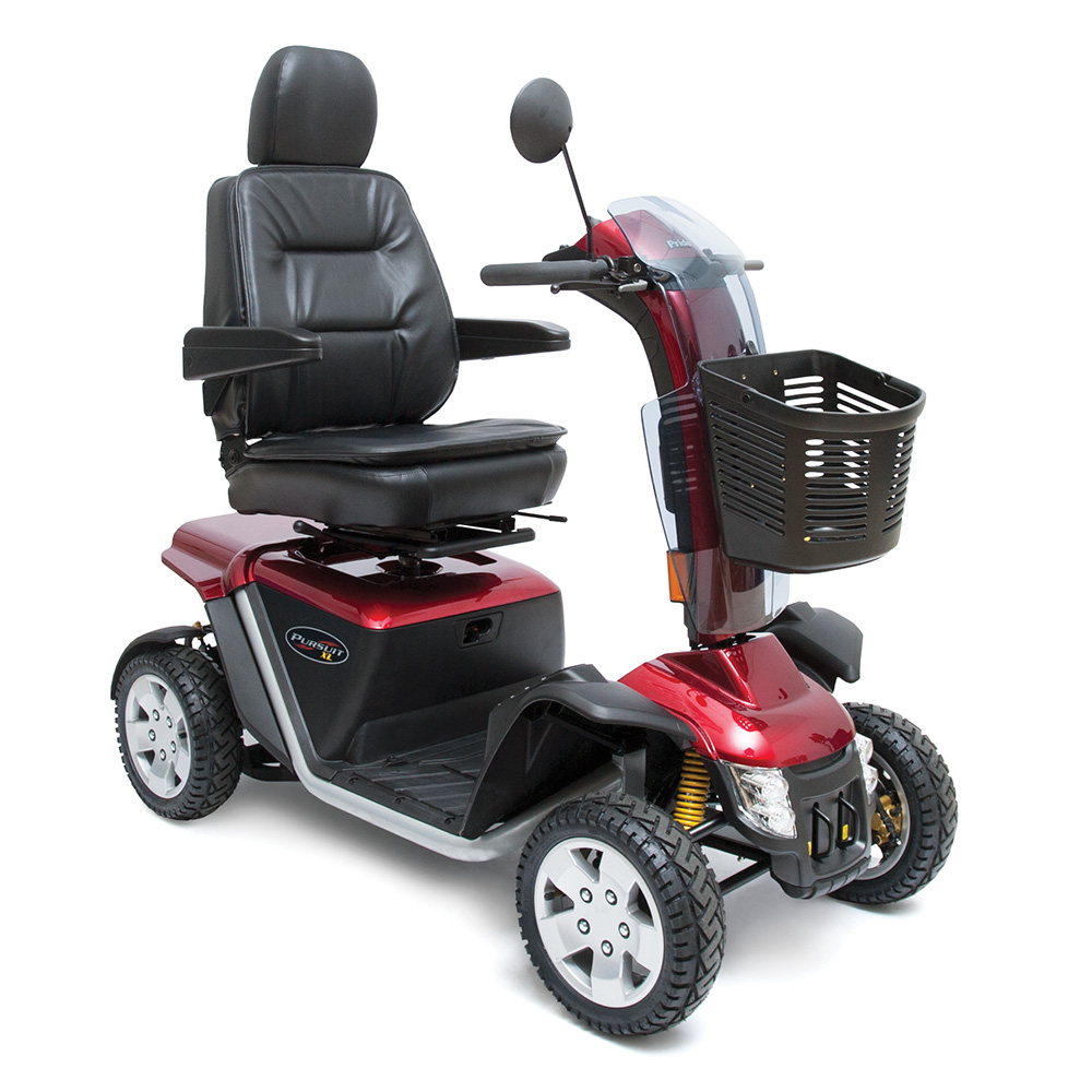 Pride Mobility Scooter >> Pride Pursuit XL Scooter - Bellevue Healthcare