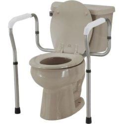 Nova Toilet Safety Rails