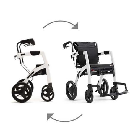Nova Traveler 3 Wheel Rollator Walker Bellevue Healthcare