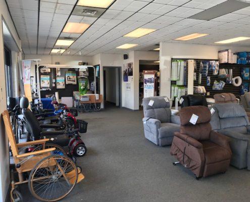 BHC Spokane Showroom