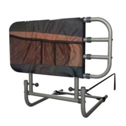 EZ Adjust Bed Rail with Pouch