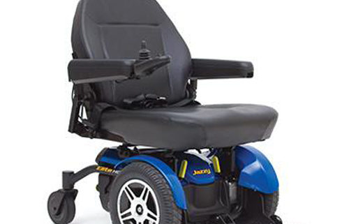 Jazzy Elite Heavy Duty Power Chair