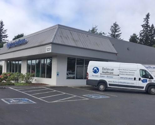 Bremerton, WA - Bellevue Healthcare