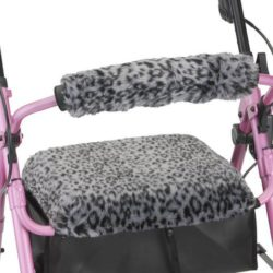 Rollator Seat and Backrest Covers