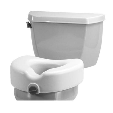 Stupendous Raised Toilet Seats Bellevue Healthcare Dailytribune Chair Design For Home Dailytribuneorg