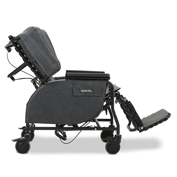 Outstanding Broda Midline Tilt Recliner Bellevue Healthcare Ncnpc Chair Design For Home Ncnpcorg