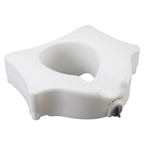 Drive Locking Raised Toilet Seat Bellevue Healthcare