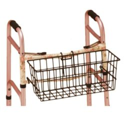 Folding Walker Basket