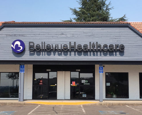Bellevue Healthcare Portland, OR