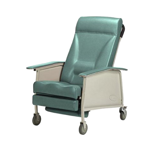 Invacare Deluxe Wide 3 Position Recliner Geri Chair